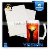Yesion Transparent& White Water Transfer Paper/ Ceramic Slide Decal Transfer Paper For Inkjet Printer