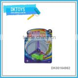 Cool Flashing Flying Disc Pull Line Frisbee For Kids With Light EN71/7P/ASTM/HR4040/62115
