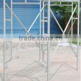 China Top Manufactured Steel H Frame Scaffolding For Sale (Frame Types of Scaffolds)