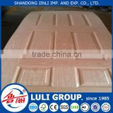 deep mould pressing concave Door Skin from LULI GROUP