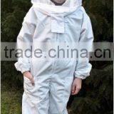 Kids Manufacturer advanced design beekeeping industry coveralls cotton bee protection clothing