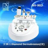 hot items 2017 new years products nv903 3IN1 micro dermabrasion machine with skin scrubber