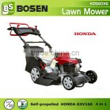 "22"" HONDA Engine Lawn Mower Trimmer (4 in 1)"