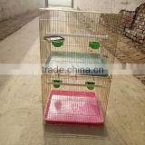 Wholesale Chinese Wire Mesh Bird Cage ( 2016 Hot Sale, Large Stock, Fast Delivery, Hiqh Quality)