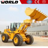 W156 4 wheel drive mini 5ton wheel loader With various attachment