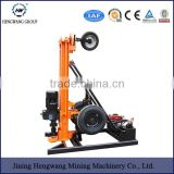 HQZ-200 Portable DTH Drilling Rig and Portable DTH Drilling Machine and Portable DTH Equipment for Sale