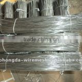 Galvanized annealed cut wire/soft quality/straight annealed cut wire