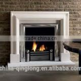 Fireplace Insert sold separately Wall Fireplace