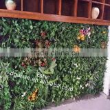 artificial green wall fake grass for indoor decoration plastic plant fire residence
