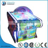 2016 new arrived magic ball ticket redemption coin pusher arcade game machine/electronic pinball for sale