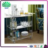 Hot Sale All Types of Trolley For Hotel Large Restaurant Trolley Hotel Service Trolley