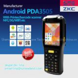 Android OS Handheld PDA with internal thermal printer and support WIFI,GPS
