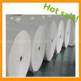 White And Best Quality Paper Roll