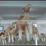 pvc inflate camel , inflatable air camel , inflatable camel shape