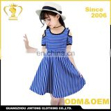 4-13 years old girl dress design one piece girls party dresses