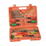 Non sparking tools 26pc tool set , Aluminum bronze or beryllium copper