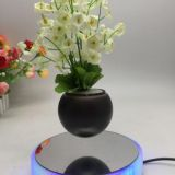 360 spining maglev floating levitate air bonsai trees for gift