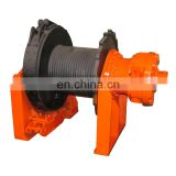 Water glycol ethylene Towing winch and Hydraulic mining winch