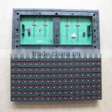 320x160mm HUB12 1/4scan 16*8dots outdoor tri-color p20 led display module