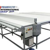 I'm very interested in the message 'Ultrasonic Sunscreen/blackout Blinds Cutting Table/machine' on the China Supplier