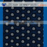 factory in China specialize in warp knitting lace fabrics/cheap with good quality lz-0013