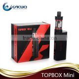 Wholesale Kanger Topbox Mini Kit KBOX Mini 75W Box Mod Top Filling Toptank Mini Atomizer