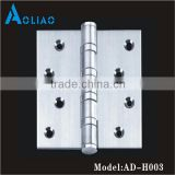 High quality stainless steel small plastic shower door hinges for door