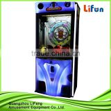 High quality treasure hunt toy claw crane game machine/coin operated mini crane machine games
