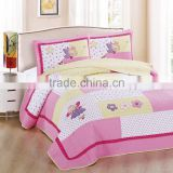 high quality and luxury , children quilt for home decoration