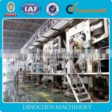 High Quality 1575mm Culture Paper Making Machine Waste Paper Recycling Plant & Machinery
