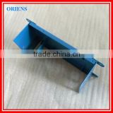 Sheet metal bending, surface spraying, electronic communication equipment shell, the base panel
