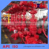 API 6A Wellhead Christmas Tree for Petroleum Machinery