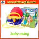 High quality outdoor/indoor toys hanging baby swing for sale