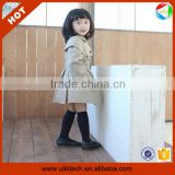 Popular model girls autumn coat factory direct cheap clothing for 100-160 cm girls (Ulik-A0365)                                                                         Quality Choice