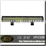 17inch 108w led light bar 8600lm led light bar