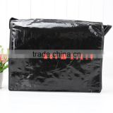 PP woven fabric with lamination shopping bag ,with cover ,webbing PP handle ,with CMYK printing