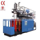 Extrusion blow molding machine automatic blow molding machine plastic jerry tank making machine