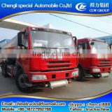 new coming lpg trailer truck 3 axles 6x4 left hand drive LPG tanker for sales