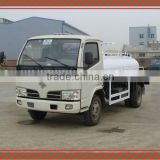 Dongfeng 3000-5000litres liquid waste suction truck