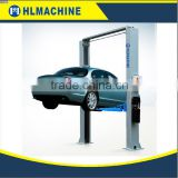 electrical release Car Lift Two Post Car Lift Double Cylinder Hydraulic Auto Lift Mobile Auto Lift