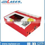 Chian supplier low noise small paper/AD /MDF.leather card invitation card aser cutting machine ST 40GU                                                                                                         Supplier's Choice