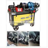 Manufacturer Rebar Thread Coupler Machine For Bridge Airport Engineer Project