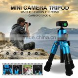 Wholesale Professional Camera Tripod, Aluminum Tripod Stand, Professional Video Camera Tripod
