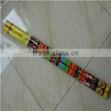 2016 liuyang chinese fireworks roman candles giant battery for whole sale un0336 1.4g for export