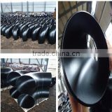 ASTM A234WPB pipe fittings & &carbon steel 90Degree elbow&butt weld pipe elbow