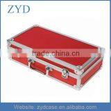 Aluminum Wine Display Case, Red Wine Box Wine Case Gift Box, Portable Wine Case ZYD-LX121204