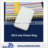 2014 new design 10000mAh power bank