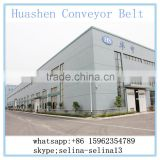 ISO factory manufacture cheap price made in China durable conveyor system part chemical resistant rubber belt