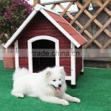 cheap wood dog crate and wholesale dog house with good quality