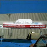 promotional outdoor customized easy up canopy marquee tent top abric printing gazebo tent house for outdoor tent